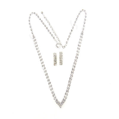 Vieste Rosa Womens 2-pc. Necklace Set