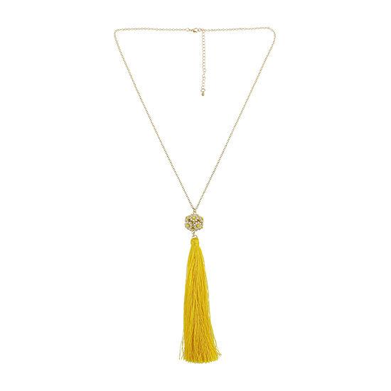 Bijoux Bar Womens Pendant Necklace