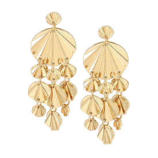 Worthington 1 Pair Chandelier Earrings