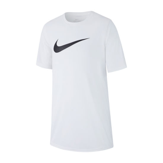 Nike Boys Crew Neck Short Sleeve Dri-Fit Graphic T-Shirt-Big Kid