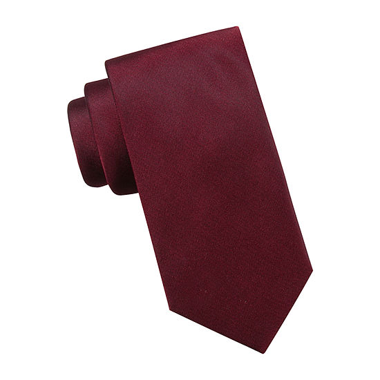 Collection By Michael Strahan Solid Tie Extra Long