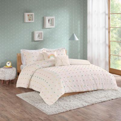 Urban Habitat Kids Ensley Jacquard Hypoallergenic Comforter Set