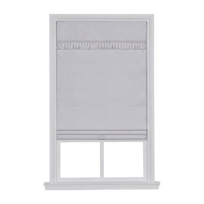 JCPenney Home Milan Thermal Custom Cordless Roman Shade