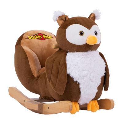 Rockin' Rider Hootie The Owl Baby Rocker
