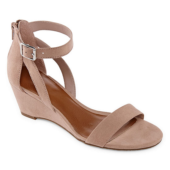 Arizona Womens Marion Wedge Sandals