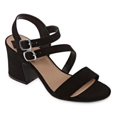 Pop Womens Modd Heeled Sandals