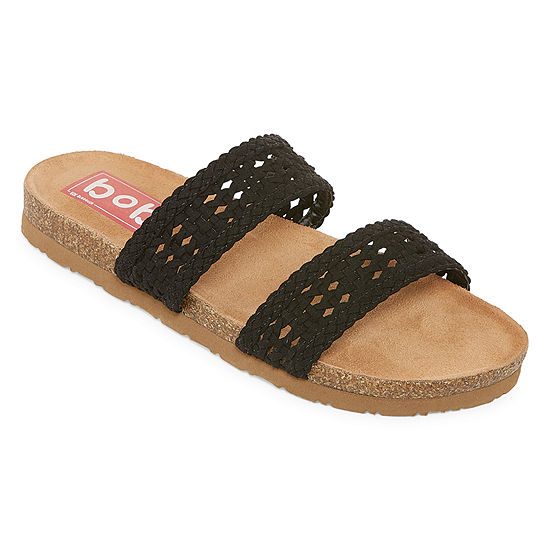 Pop Capri Womens Footbed Sandals