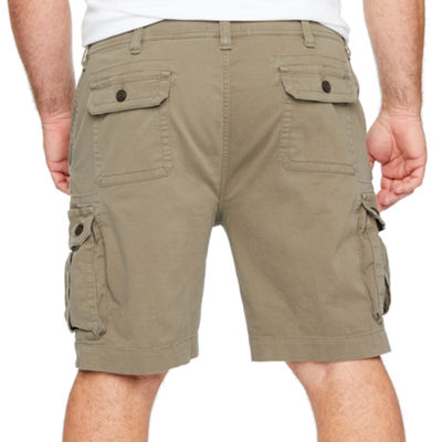 The Foundry Big & Tall Supply Co. Mens Cargo Short Big and Tall