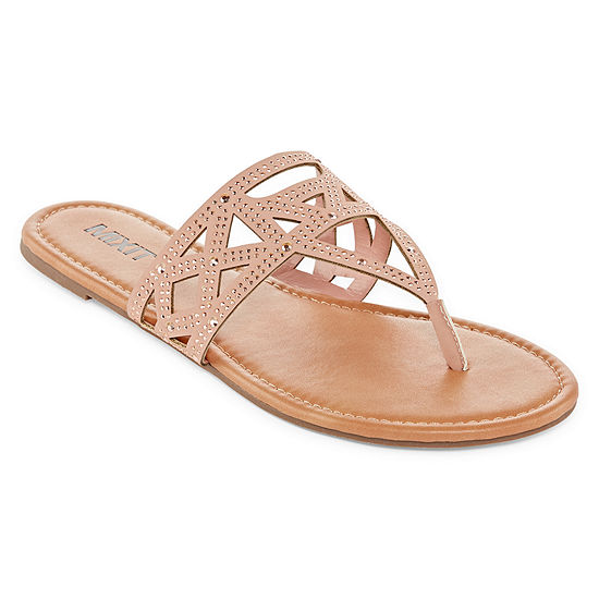 b451697bc8794 Mixit Womens Wedge Flip Flops - JCPenney