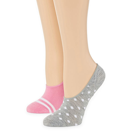 Mixit 3 Pair Knit Liner Socks - Womens