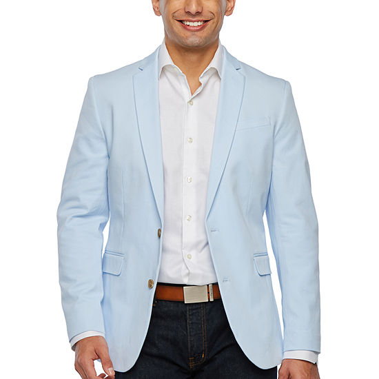 JF J.Ferrar 360 Everyday Stretch Slim Fit Sport Coat