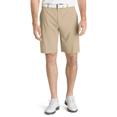IZOD Golf Mens Mid Rise Stretch Cargo Short