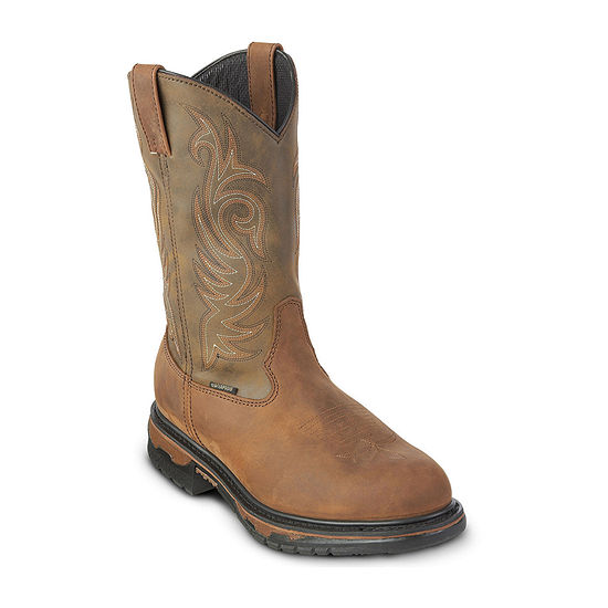 "Laredo® Mens 11"" Waterproof Cowboy Boots"