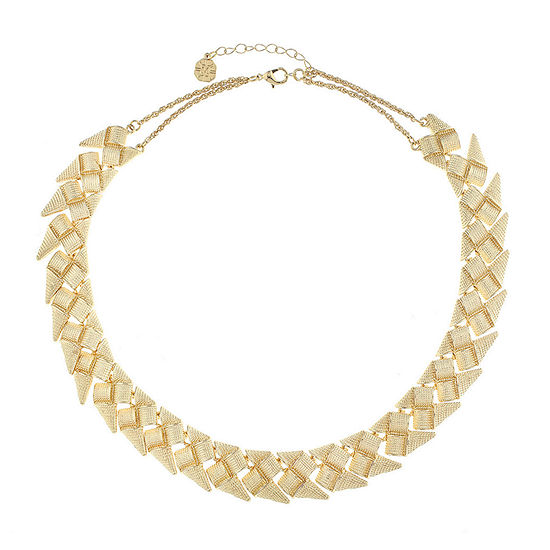 Monet Jewelry 18 Inch Rope Collar Necklace