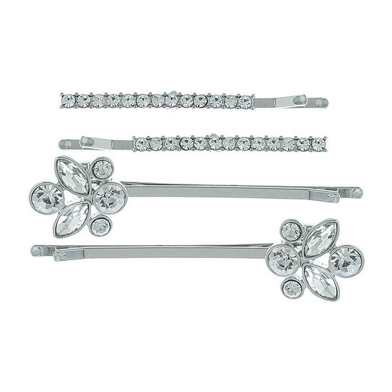 Monet Jewelry 4-pc. Bobby Pin
