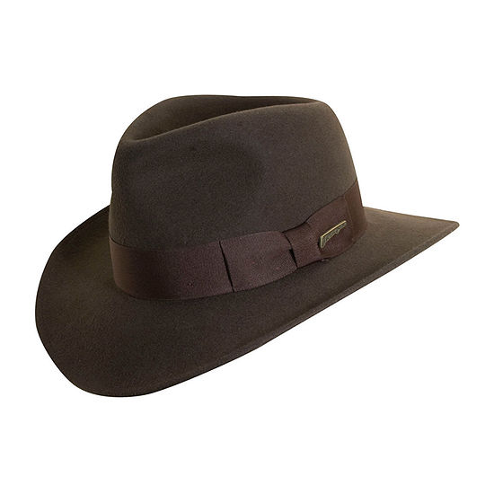 Dorfman Pacific® Indy Wool Safari Hat