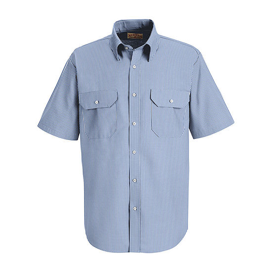 Red Kap® Deluxe Uniform Shirt–Big & Tall