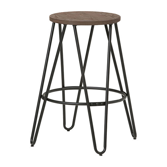 Simpli Home Counter Height Bar Stool
