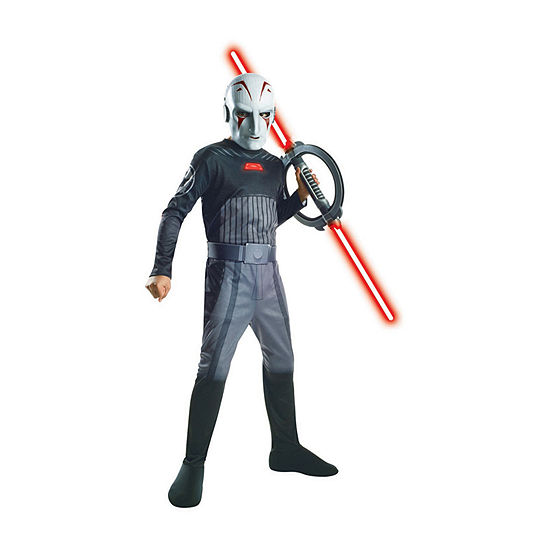 Star Wars Rebels Boys Inquisitor Costume