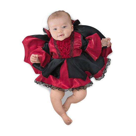 Baby Lil Victoria The Vampiress Costume