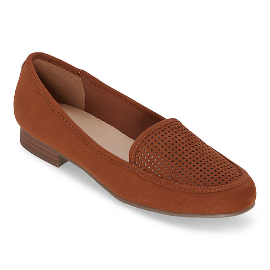 Liz Claiborne Womens Towne Loafers