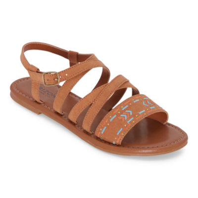 Arizona Womens Gizi Strap Sandals