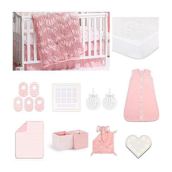 The Peanut Shell Crib Bedding Set