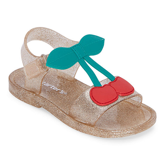 Carter's Toddler Girls Flat Sandals
