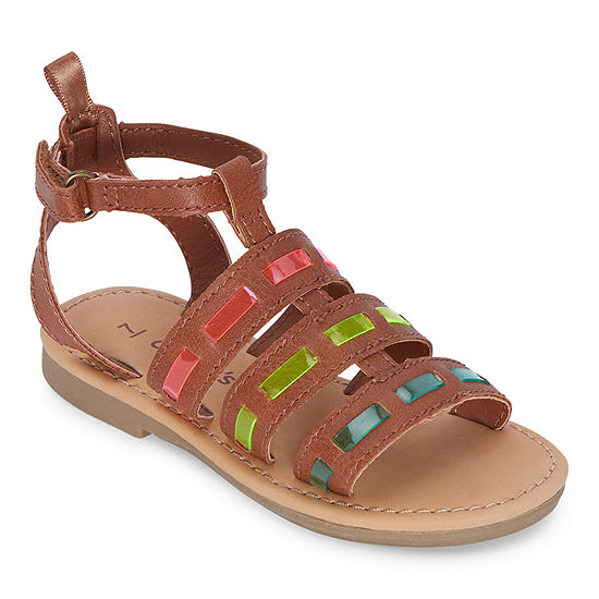 Carter's Toddler Girls Gladiator Sandals