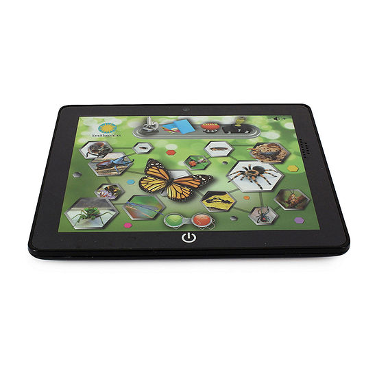 Kidz Delight Smithsonian Creepy Crawler Learning Tablet