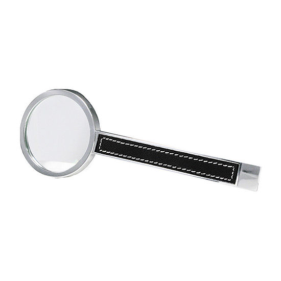 Natico Magnifier with Leather Trim