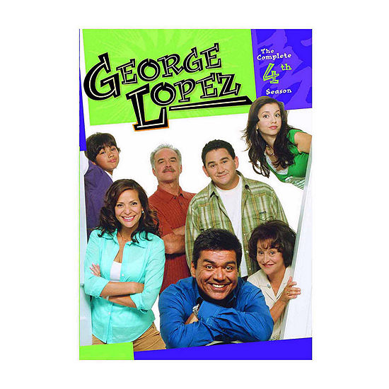 The George Lopez Show The Complete Fourth Season