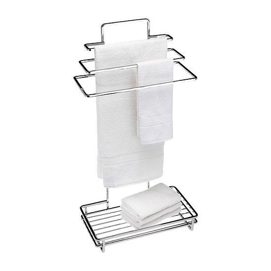 Creative Bath™ Standing Towel Butler