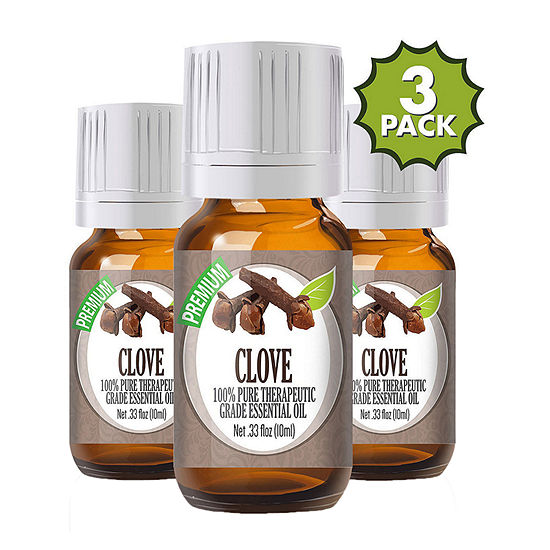 Healing Solutions Clove Essential Oil