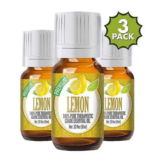 Healing Solutions Lemon Essential Oil