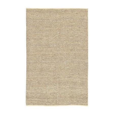 Decor 140 Icaruu Rectangular Indoor Rugs, One Size , Beige