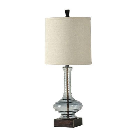 Stylecraft Opaque Plastic Table Lamp