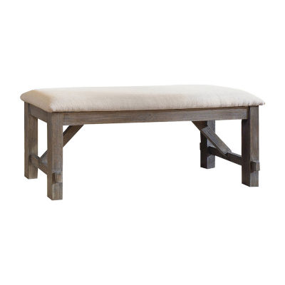 Haverford Upholstered Dining Bench