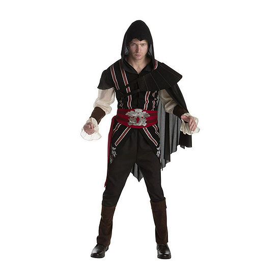 Assasin'S Creed - Ezio Auditore Deluxe Adult Dress Up Costume Costume