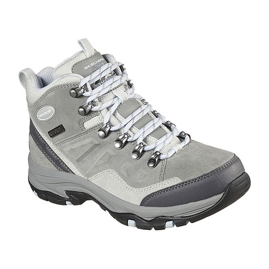 Skechers Womens Trego Rocky Mountain Hiking Shoes