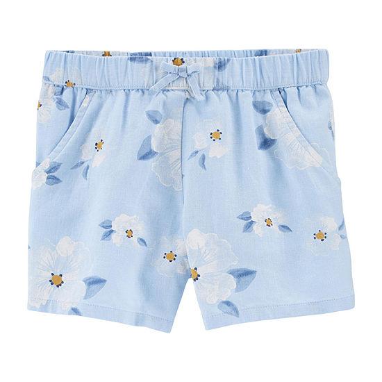 Carter's Little & Big Girls Pull-On Short