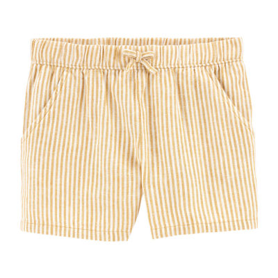 Carter's Little & Big Girls Pull-On Short