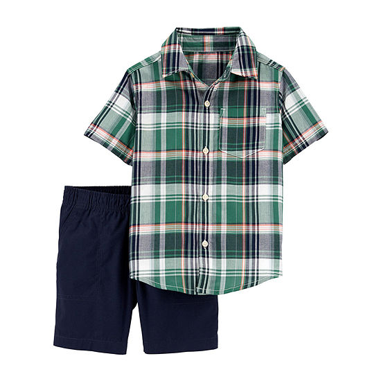 Carter's Toddler Boys 2-pc. Short Set