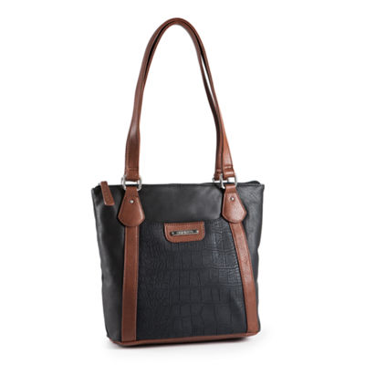 Stone And Co Cynthia Leather Tote Bag