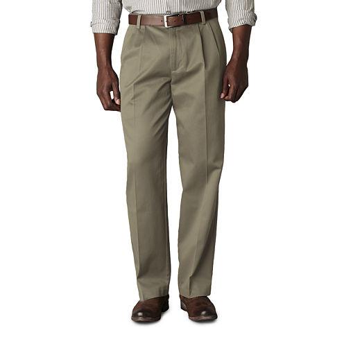 Dockers® Signature Classic-Fit Pleated Pants – Big & Tall