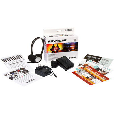 Yamaha Survival Kit Accessory Pack for Keyboards