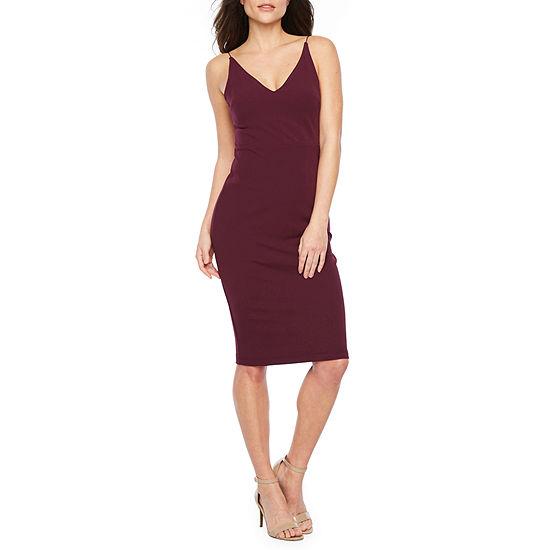 Premier Amour Sleeveless Sheath Dress