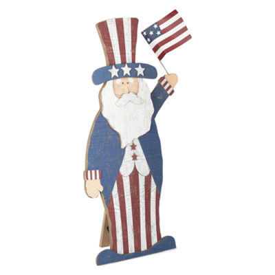 JCPenney Americana Uncle Sam Greeter