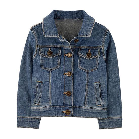 Carter's Toddler Girls Denim Jacket