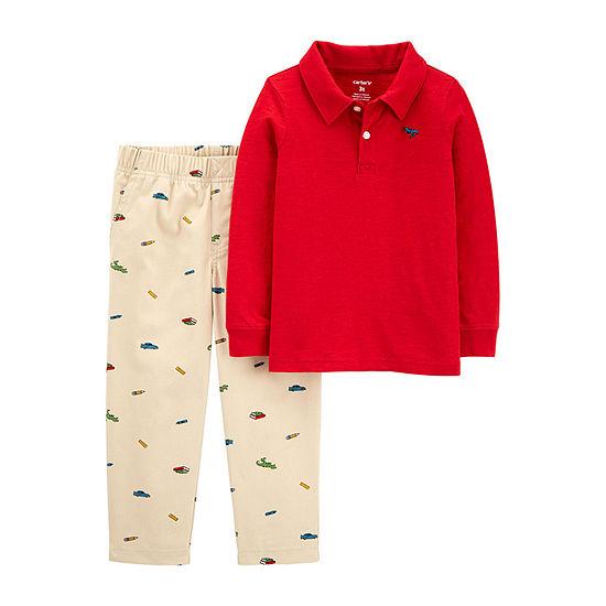 Carter's Baby Boys 2-pc. Pant Set